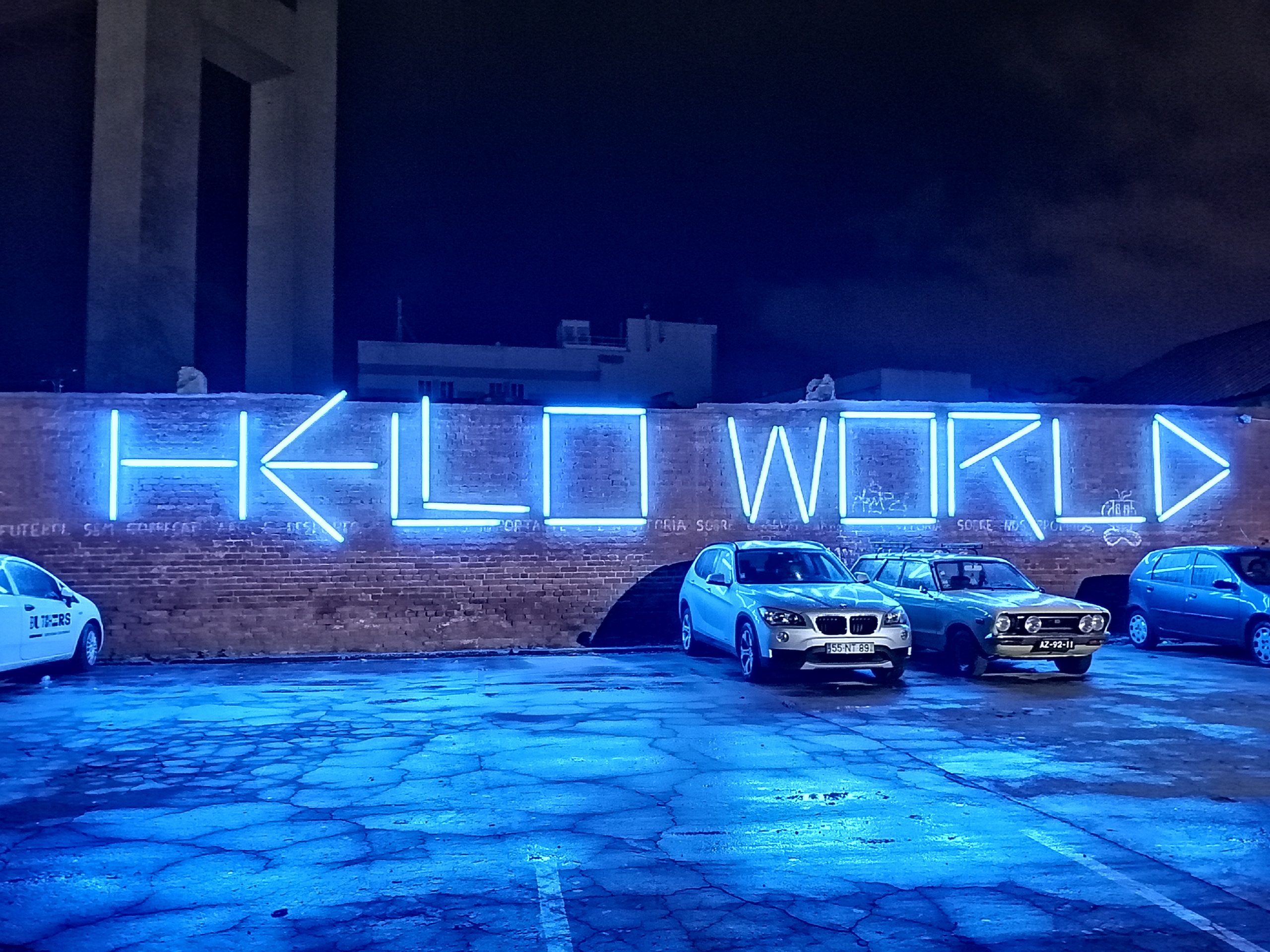 Hello World - LX Factory - Web Summit 2019 - Etnonautas