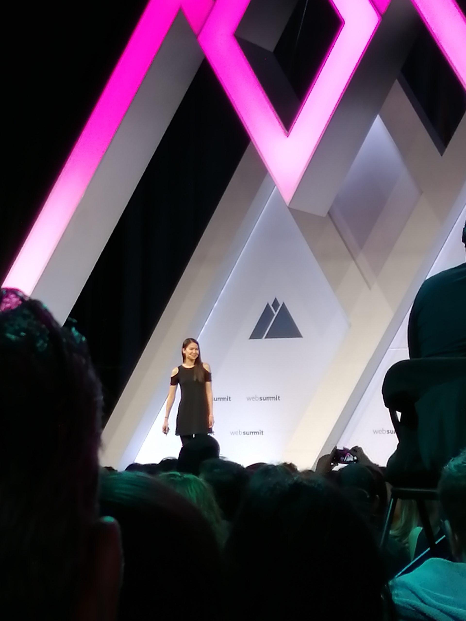 Melanie Perkins - Canva - Web Summit 2019