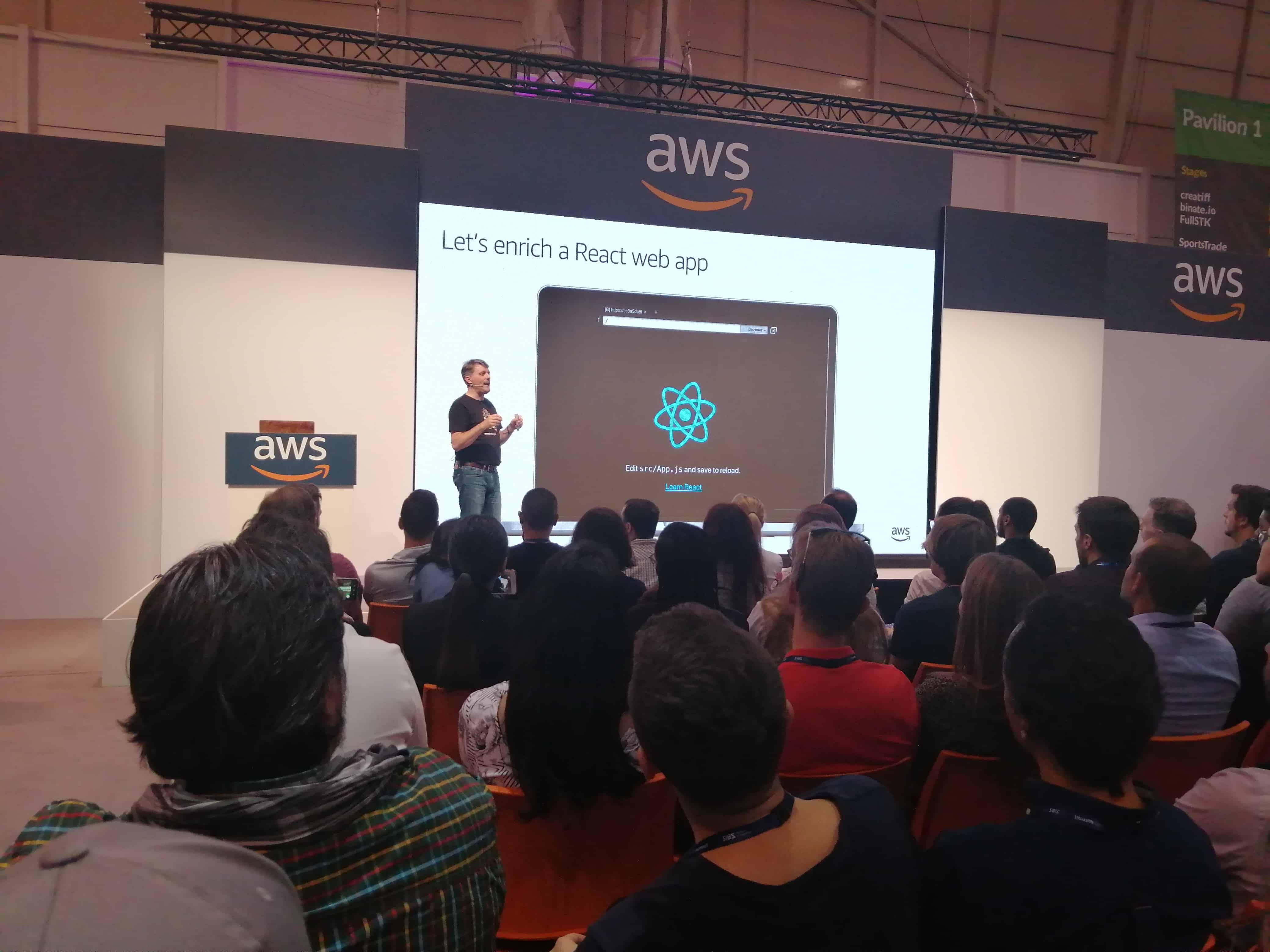 AWS workshop - Web Summit 2019
