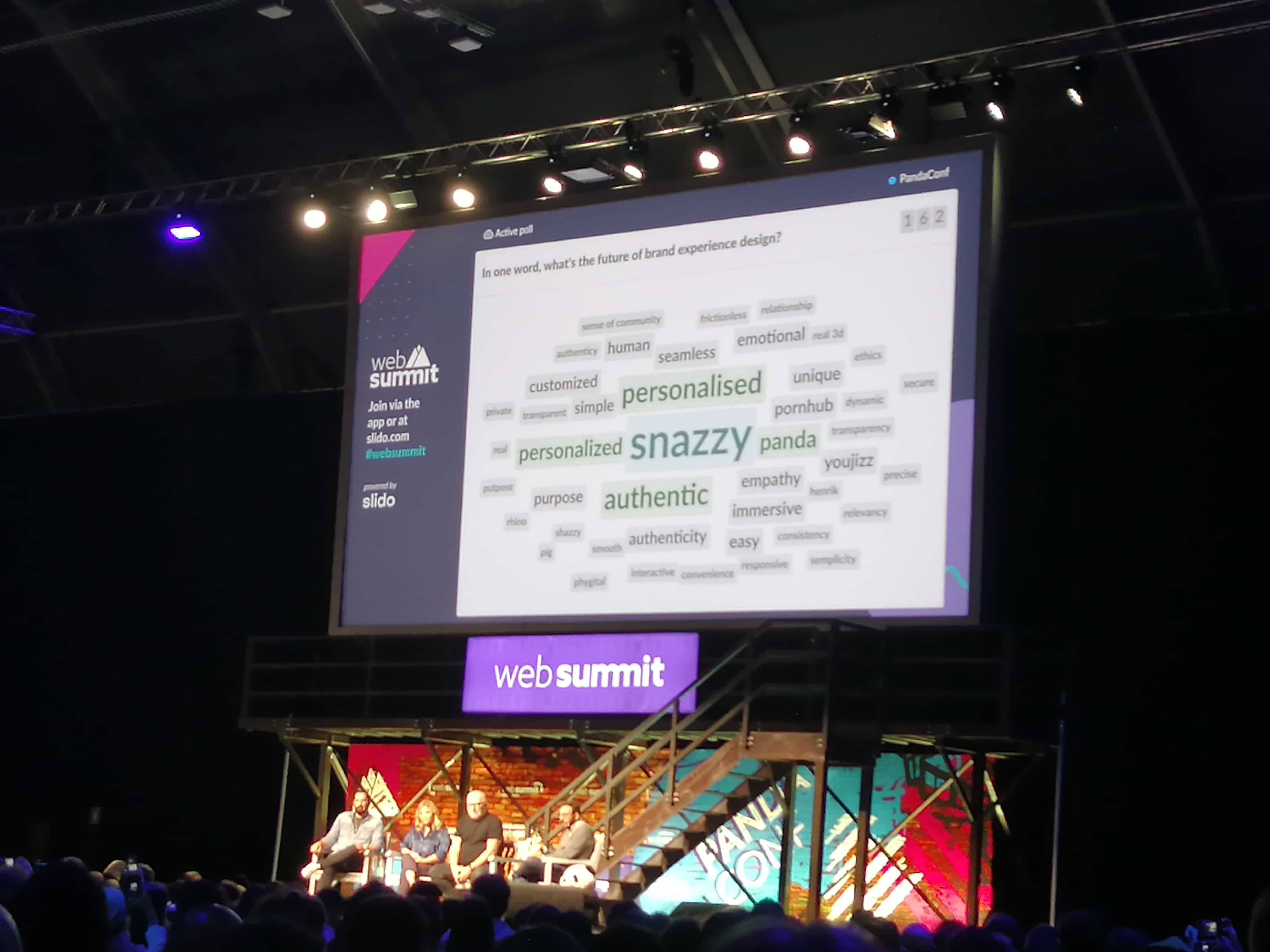 What's the future of brand experience design? - Web Summit 2019