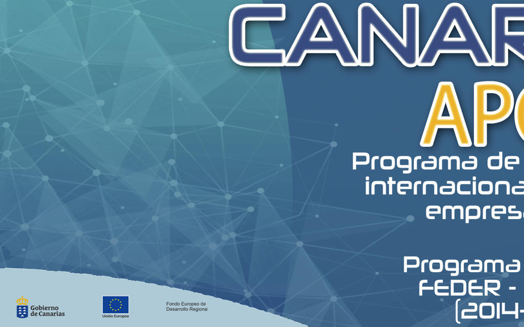 Canarias Aporta y Aporta Digital: Subvención para proyectos de internacionalización